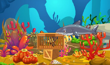 play Theescapegames Angel Fish Escape