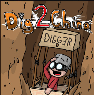 Dig 2 China game