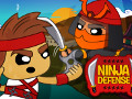 Ninja Defense game