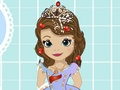 play Sofia The First Messy