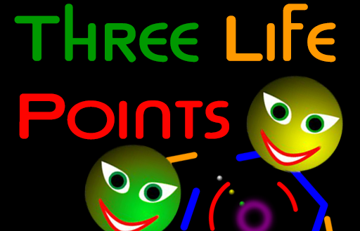 Three Life Points game