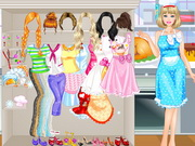 Barbie Cook Style game