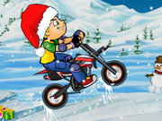 Snow Fall Race game