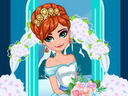 Frozen Dream Wedding game