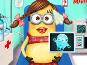 Pregnant Minion Girl game