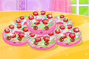 Cute Donuts Maker game