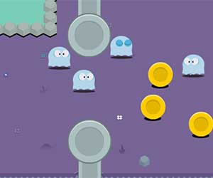 Mustached Ghost game