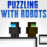 Puzzling With Robots game