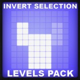 Invert Selection Level Pack game