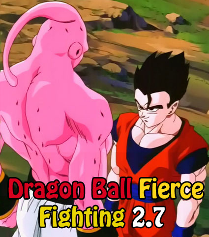 dragon ball z fierce fighting 3