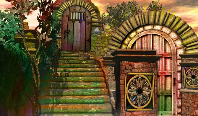 play Enagames Cave House Escape 3