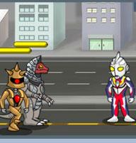 play Ultraman Infinite Fighting