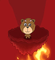 Hell Bear game