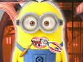 Minion Dental Care game