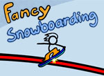 Fancy Snowboarding game