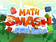 Math Smash Animal Rescue game