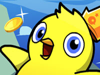 Duck Life: Treasure Hunt game