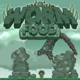 Worm Food game