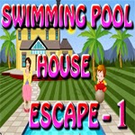 Swimming Pool House Escape 1 game
