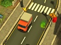 Toon 3D Delivery Rush game