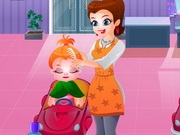 The Kids Hair Salon game