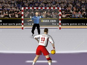 Handball World Cup game