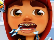 Subway Surfers Tooth Problems game