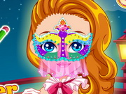 Beautiful Mask Makeover game