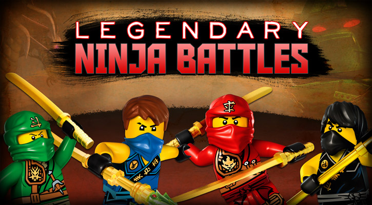 Legendary Ninja Battles game