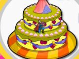 play Sleeping Beauty Princess Birthday Cake