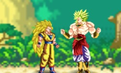 play Dragon Ball Fierce Fighting 2.7