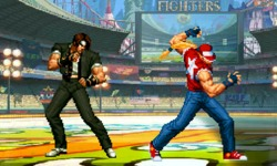 play King Of Fighters Wing 1.8