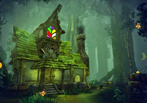 play Gamesnovel Forest Cave House Escape