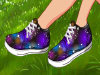 Diy Galaxy Shoes game