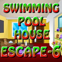 play Swimming Pool House Escape 6