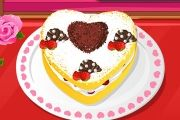 play Addicted To Dessert: Valentine'S Cake