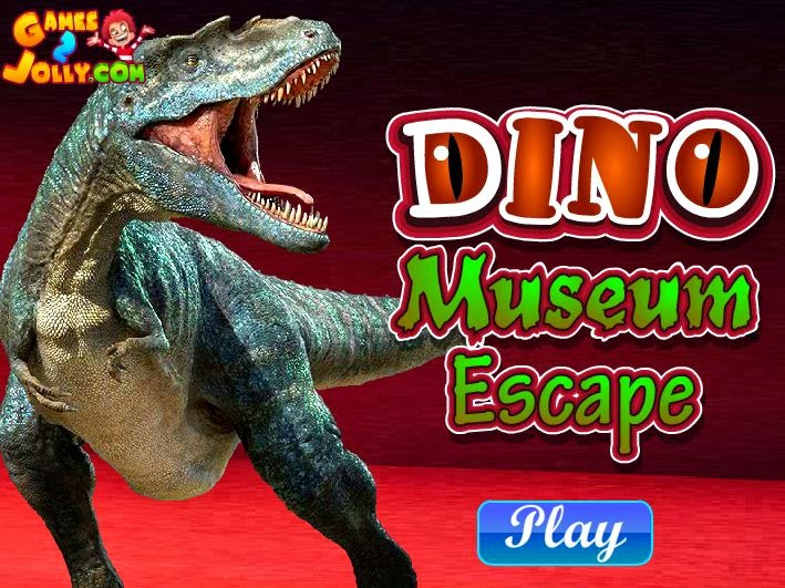 play Games2Jolly Dino Museum Escape