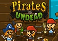 Pirates Vs Undead game