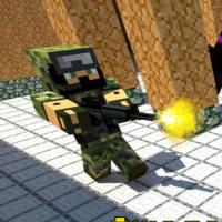 Pixel warfare is back in v2 new weapons maps bug fix