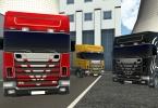 play Trucker Parking 3D