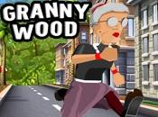 play Angry Gran Run Grannywood