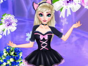 play Elsa Masquerade Makeover