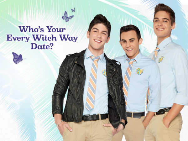 Every Witch Way: Who'S Your Eww Date? game