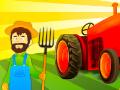 play Farm Tractors Wash And Repair