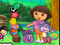 play Dora Item Catch