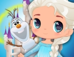 Baby Around The World: Disneyland