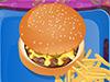 play Fast Food Burger