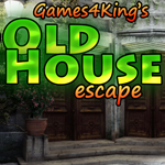 play Old House Escape
