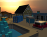 play Pixelfront - Minecraft Style Online Multiplayer Fps