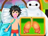Doctor Baymax game